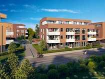 2-Zi -Gartenwohnung mit Barrierefreiheit Terrasse