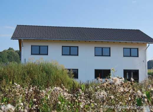 Neubau-DHH ( Niedrigenergiehaus )  mit Wärmepumpenheizung u sonniger, ruhiger Lage in Hengersberg **