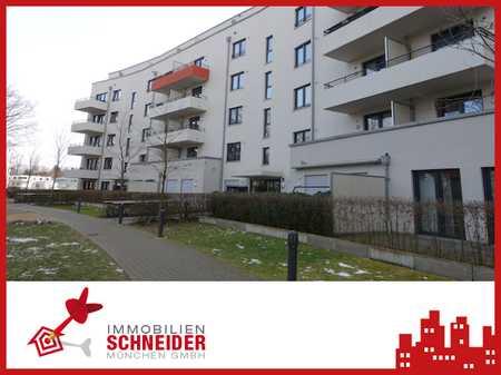 IMMOBILIEN SCHNEIDER - Pasing -wunderschöne 3 Zimmer Wohnung mit EBK und Loggia und Balkon in Pasing (München)