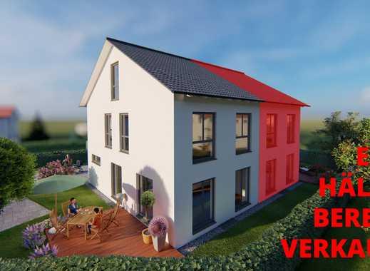 Schöne Doppelhaushälfte mit Keller in Odelzhausen,  Hintere Hälfte bereits verkauft!