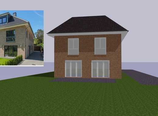 Großzügige 175 m² Stadthaus-Villa in exponierter Lage – KOMPLETT BEZUGSFERTIG ***KfW 55 Effizienzhau