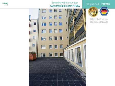Südstadtflair -  helle renovierte Wohnung mit Balkon in Galgenhof (Nürnberg)