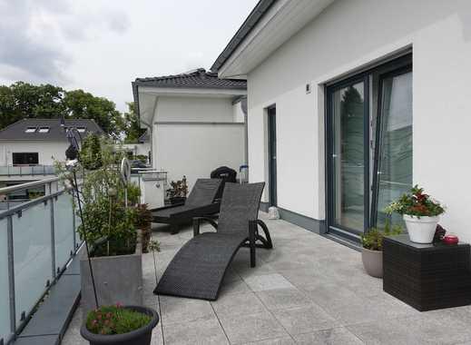 Haan - City! Komfortwohnung mit großer Dachterrasse in zentraler Lage!