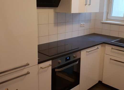 Attraktive 3-Zimmer-EG-Wohnung mit Einbauküche in Worms