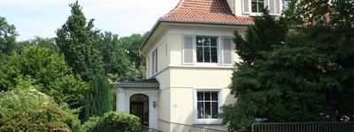 4-Zimmer-Altbauwohnung mit Balkon und Garten in Bad Oeynhausen