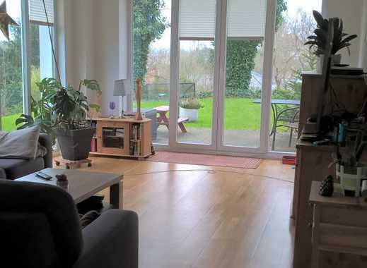 großzügige 4-Zimmer-Erdgeschosswohnung mit Terrasse und Garten