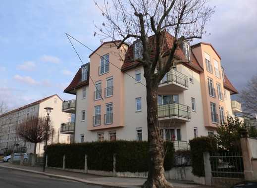 (WE 5) Hübsche 70m²-3-Raum-Wohnung im 1. OG mit 2 kleinen Balkonen in DD-Striesen