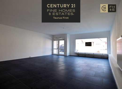 FRISCH RENOVIERT: Großzügiges Ladenlokal + Lager mit viel Platz (ca. 74 m²), Königstein-Falkenstein