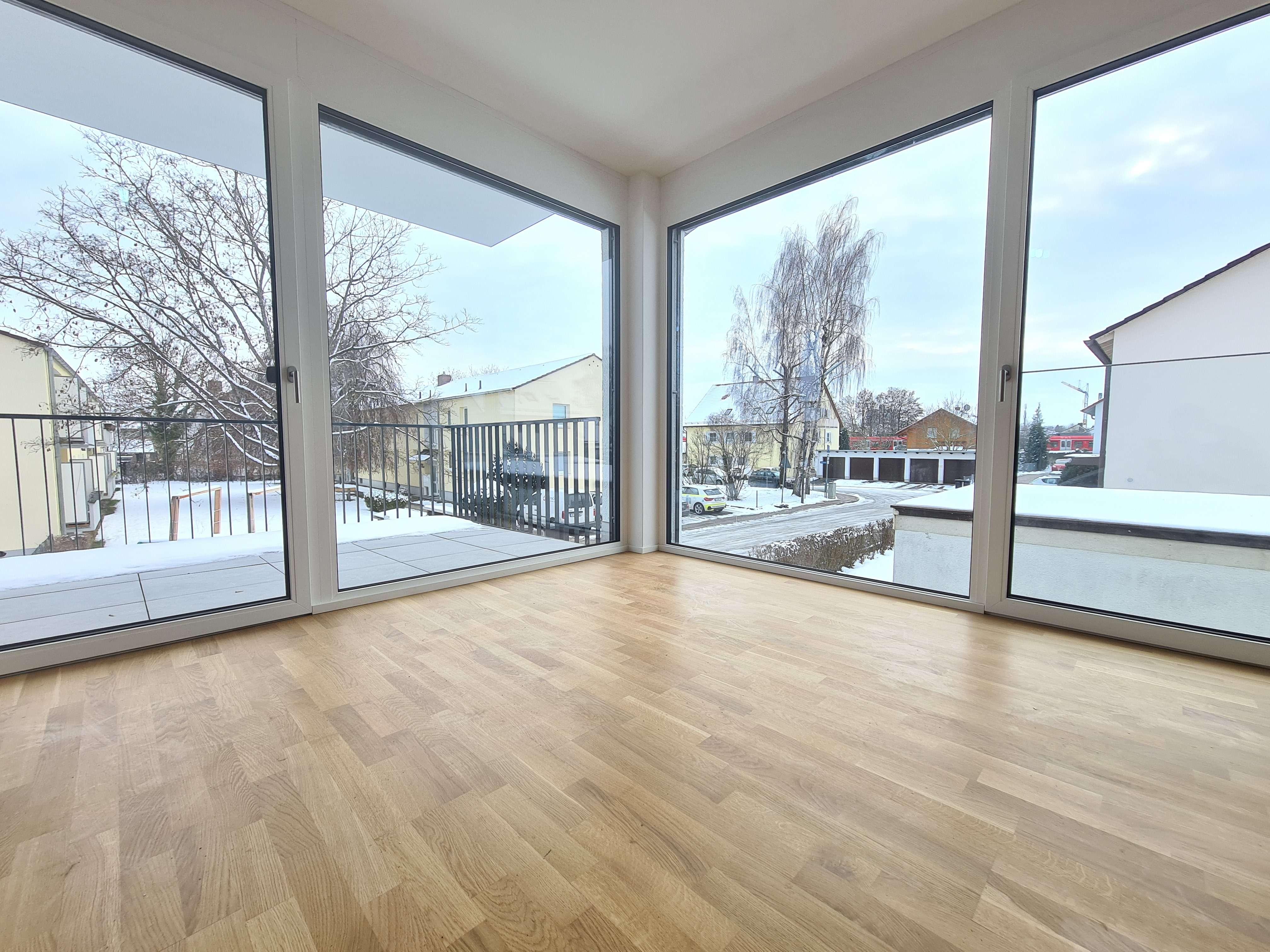 Neubau-Erstbezug! Exklusive 3 Zimmer Wohnung in Neufahrn in