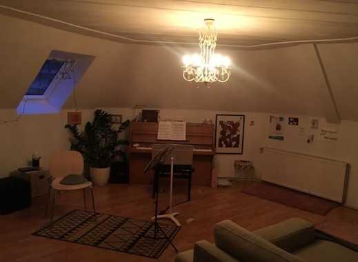 3-Zimmer mit schallisoliertem Zimmer - Übemöglichkeit für Musiker