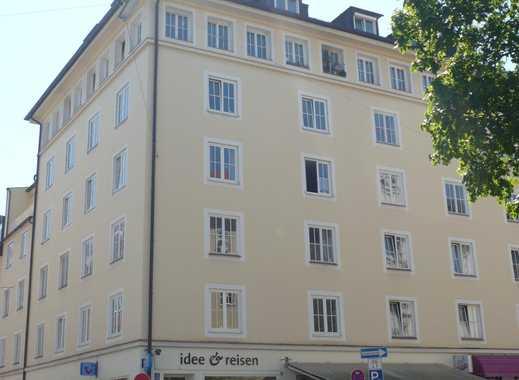 3-Zimmer-Wohnung Giselastraße, Nähe Englischer Garten