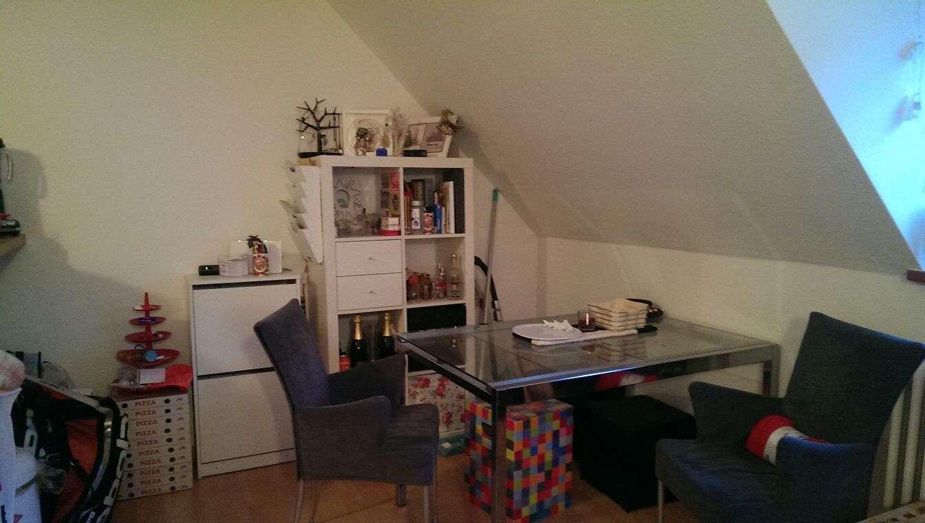Schöne 1,5- Zimmer - Galerie Wohnung in Freising (Kreis), Freising in
