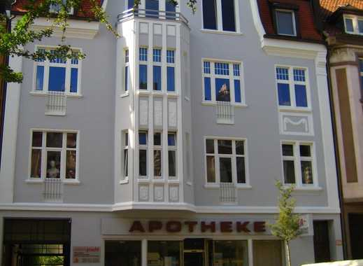 Altbaucharme gepaart mit Moderne - frisch sanierte Wohnung