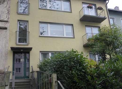 Gepflegte Mietwohnung mit Gartengrundstück (zur alleinigen Nutzung) in Wuppertal-Barmen