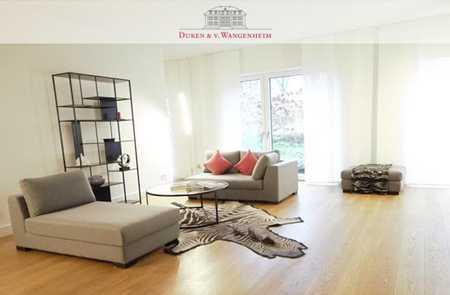 Herrschaftliches Wohnen am Englischen Garten. 3 Zimmerwohnung auf 150 m². in Maxvorstadt (München)