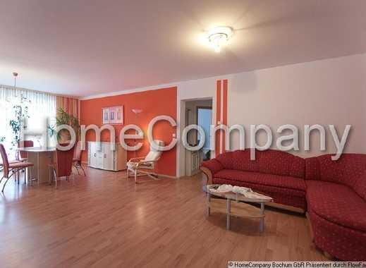 Möblierte Wohnung in Herdecke mit Balkon, Internetzugang, wenige Minuten vom Bahnhof und dem Zent...