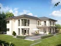 Bild Das Haus für 2 Generationen im Grünen