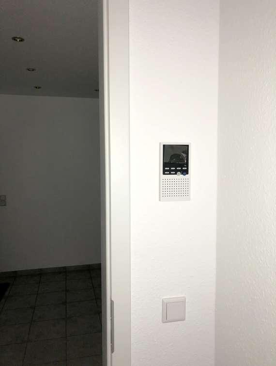 Gegensprechanlage Wohnungstür