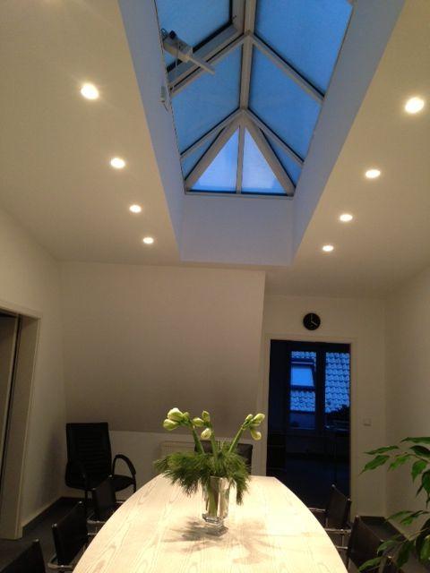 Konferenzraum Lichtkuppel