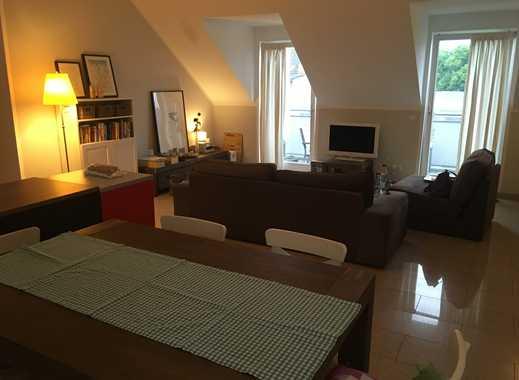 Schöne drei Zimmer Wohnung mit großem Balkon in Köln Ehrenfeld