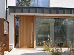 Haus Eingangsportal