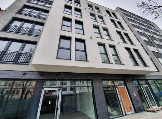 Neubau: 3-Zimmer-Penthouse mit 20qm Terrasse in bester Citylage Neu-Ulm