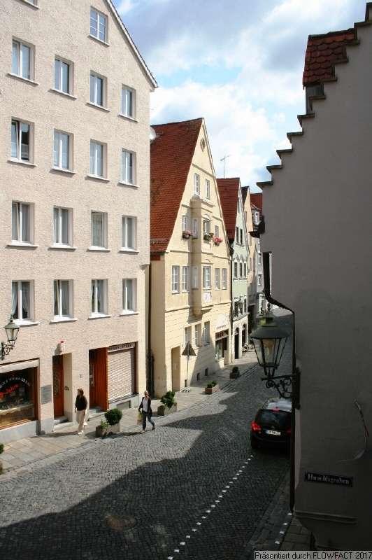 Luxus in der Altstadt mit großer Terrasse