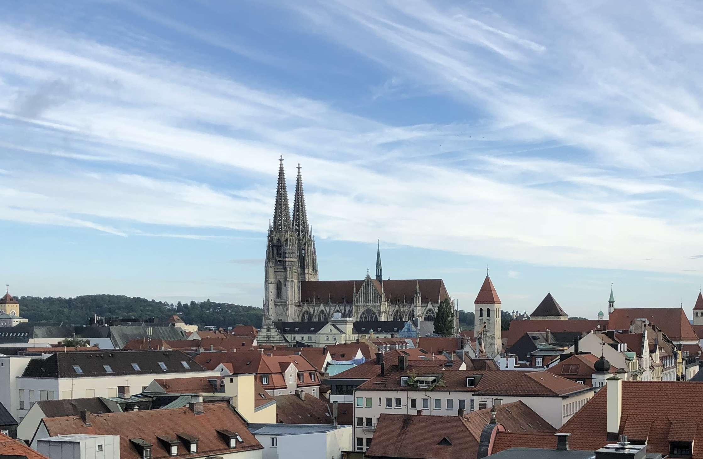 Herrschaftlich wohnen in der Altstadt von Regensburg in Regensburg-Innenstadt
