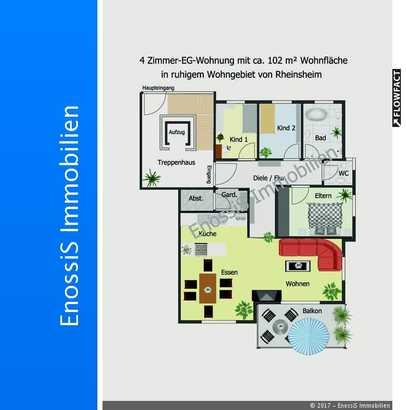 Wohnung Philippsburg