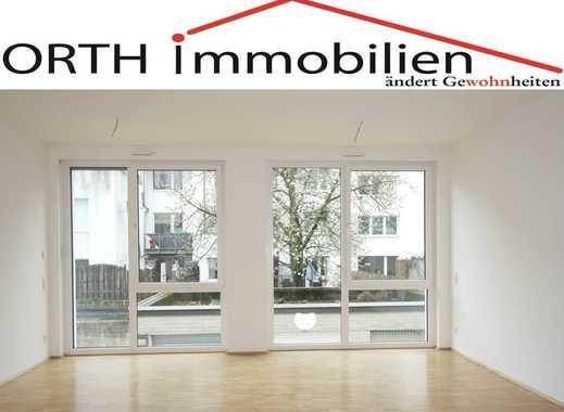 Hochwertige 2 Zimmer Neubau Wohnung mit Paroramafenstern und EBK