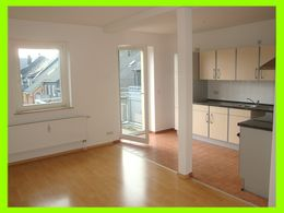 Große Wohnküche mit EBK