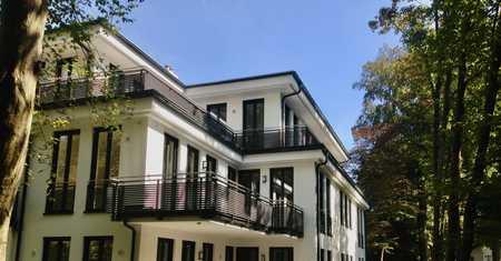 Luxuriöse, großzügige 4-Zimmer-Wohnung mit Kamin und zwei Terrassen in ruhiger TOP Lage in Harlaching (München)