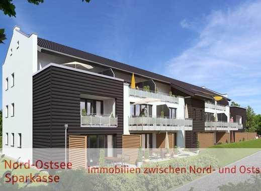 Neubau von 18 Komfort-Eigentumswohnungen mit Terrasse bzw. Balkon und Pkw-Stellplatz!