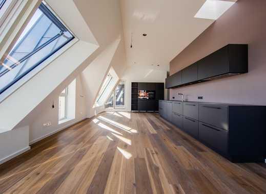 ** top ausgestattetes Dachgeschoss - traumhaft schön mit Terrasse **