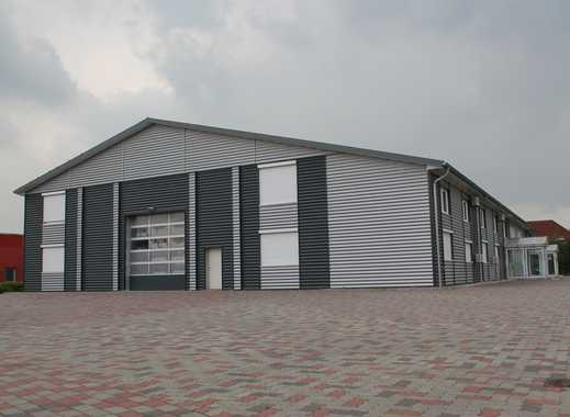 Multifunktionshalle Produktionshalle Ausstellungshalle mit Bürotrakt ab 01.04.2019