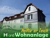 Single-Wohnung Lutherstadt Eisleben OT Helfta