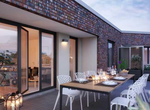 Penthouse mit 53 m² Dachterrasse ! Courtagefrei