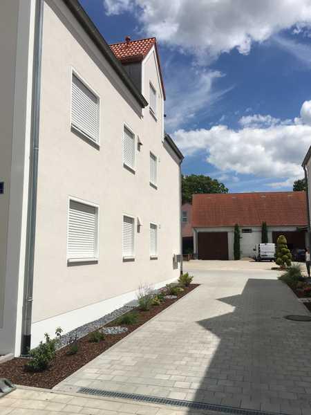 3-Zimmer-Erdgeschosswohnung mit Einbauküche und Terrasse in Ingolstadt / Unterhaunstadt in Oberhaunstadt (Ingolstadt)