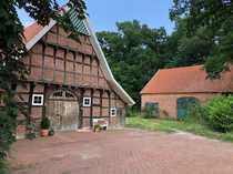 Stilvolles Fachwerk-Bauernhaus mit Anbau u