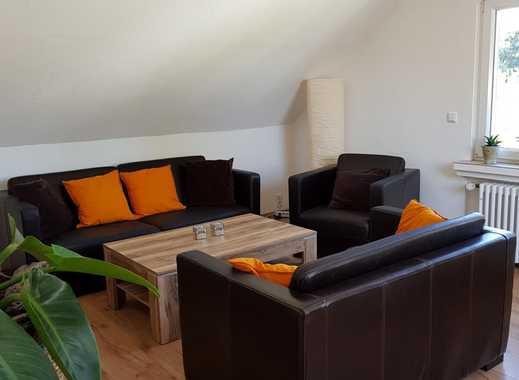 Schöne, sehr helle Dachgeschoßwohnung in Solingen-Ohligs
