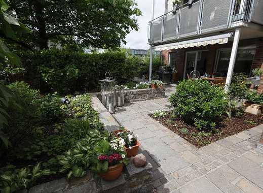 High-End-Wohnung am Kaiserberg! Wohnen wie im EFH auf ca. 172 m² Wohnfläche und ca. 450 m² Garten
