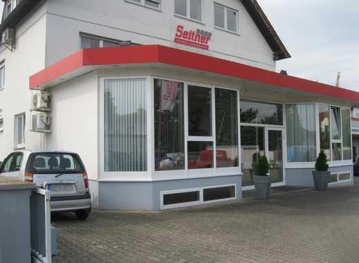 Büroräume mit Lagerflächen in Toplage in Alzey
