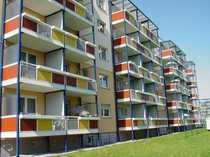 Moderne Wohnung mit Balkon