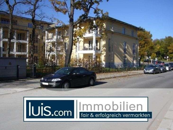 TOP ausgestattete Zwei-Zimmer Terrassenwohnung - luis.com fair & erfolgreich vermarkten... in Schwabing (München)