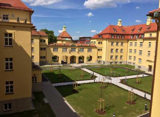 Selbstständiges Wohnen für SeniorInnen und Senioren im Münchener Bürgerheim