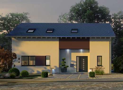Lichtdurchflutetes Einfamilienhaus mit Stil
