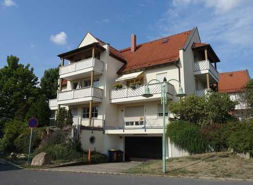 Großzügige 1-Zimmerwohnung mit Balkon in ruhiger Lage von Niederau/ OT Ockrilla