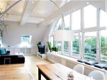 Großzügige Dachgeschosswohnung mit Weitblick