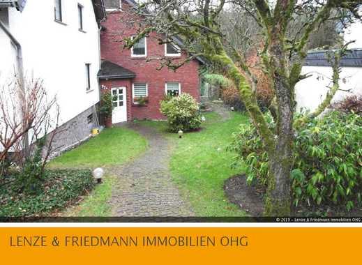 Milchborntal: Herrliche Kleinwohnung mit großer Sonnenterrasse in bester Wohnlage von Bensberg