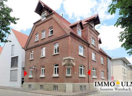 EXKLUSIVES Wohnen in Söflingen am Klosterhof komplett möblierte 2-Zi.-Wohnung im Hochparterre